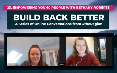 23. Empowering Young People with Bethany Roberts