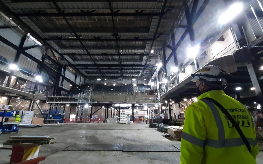 Council shortlist paves way for major regeneration schemes