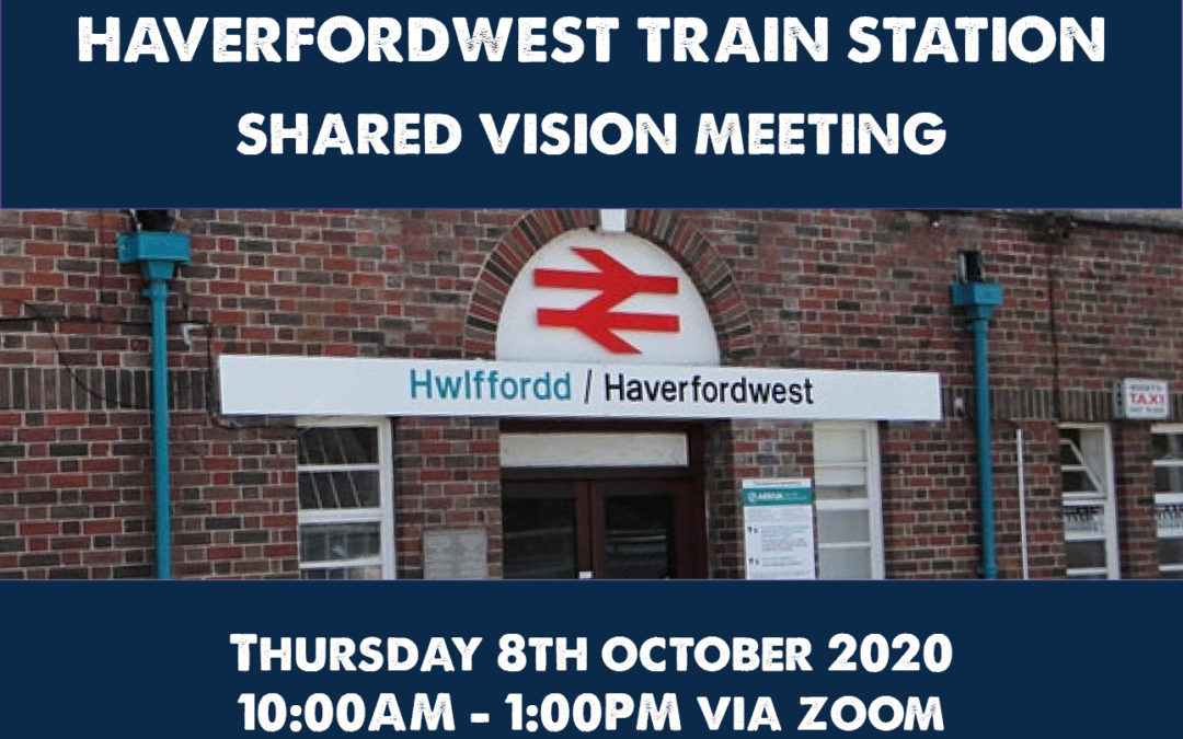 Haverfordwest Shared Vision Meeting