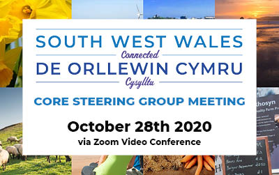 South West Wales CRP – October Core Group Meeting
