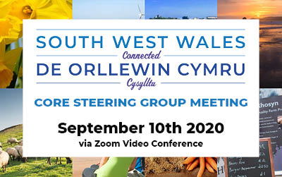 South West Wales CRP – September Core Group Meeting
