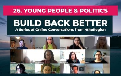 26. Young People and Politics in Wales 2021