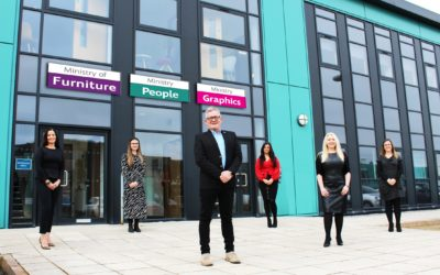 Ministry of Furniture creates eight new jobs despite challenges of COVID