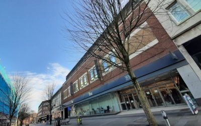 Major city centre building could become public hub for key Swansea services