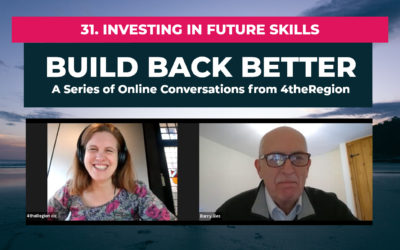 31. Investing in Future Skills with Barry Liles