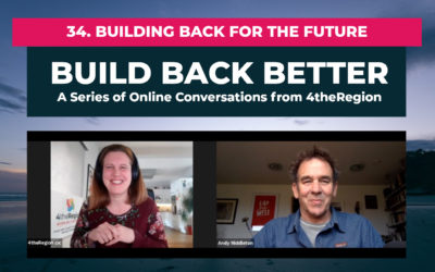 34. Building Back For The Future with Andy Middleton