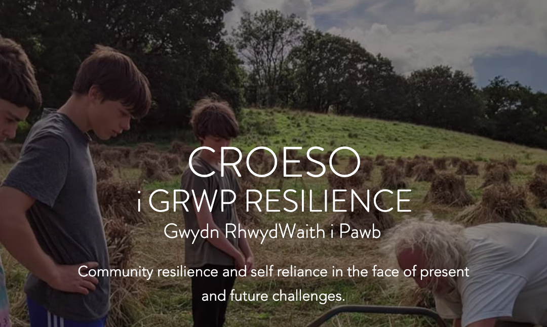 £17k grant for a shed for repair cafes as Grwp Resilience expands
