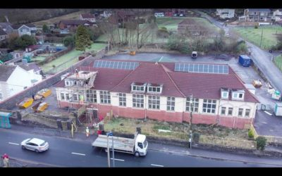 Exciting low carbon future for former primary school   – thanks to Lottery funds