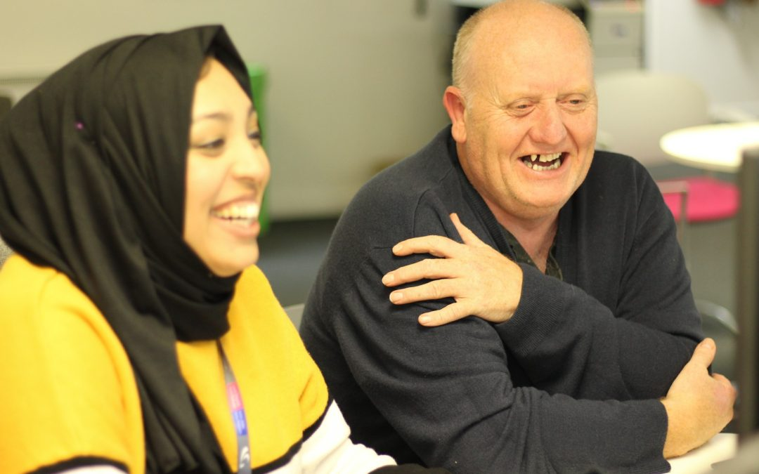 Recognition for College's flagship employability programme