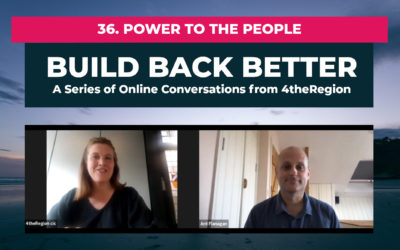 36. Power to the People with Ant Flanagan