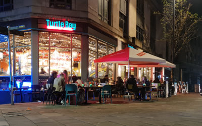 Restaurants, bars, cafés boosted by £1.2m in council assistance