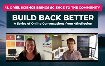 41. Oriel Science Brings Science to the Community with Chris Allton