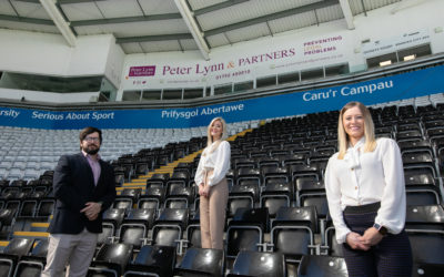 Partnership Promotions at Welsh Law Firm