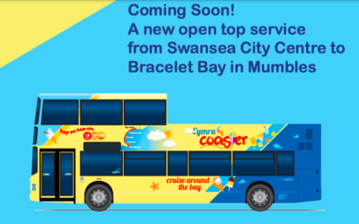 Open top buses coming back to the region