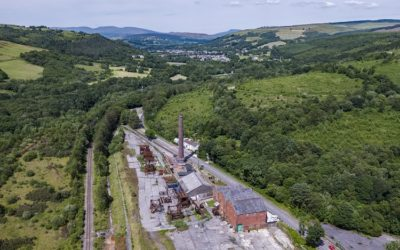 Working group planned to shape future of Cefn Coed Colliery Museum site
