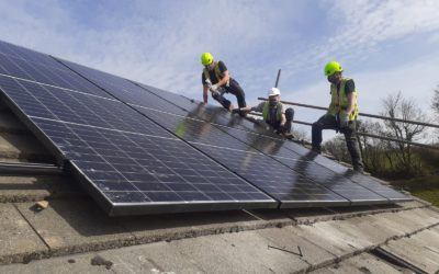 Family Housing Association turns to solar to tackle carbon footprint and fuel poverty