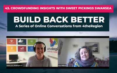 43. Crowdfunding Insights with Sweet Pickings Swansea