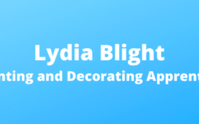 Lydia Blight Competes at WorldSkills 2021