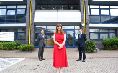 New Swansea Headquarters for Wales' Largest Independent Accountancy Firm