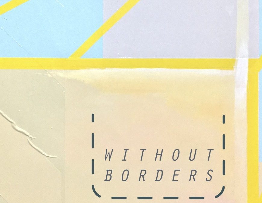 Students and Staff from Swansea College of Art contribute to the 'Without Borders' exhibition