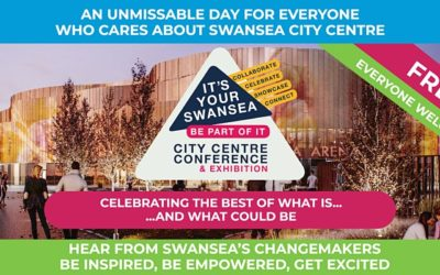 Swansea City Centre Conference & Exhibition announced for 2022