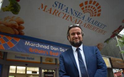 Market management job is dream role for Darren