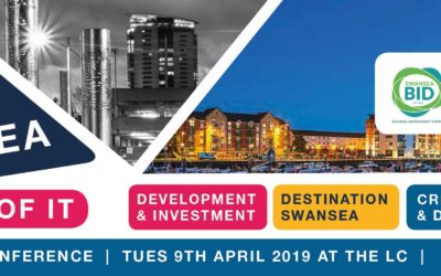 After the Event: The Swansea City Centre Conference 2019 in Review