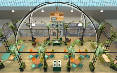 Market shoppers set to enjoy a stunning new attraction at famous venue