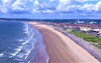 New outdoor gym to be put in place on Aberavon Seafront
